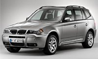 2006 BMW X3 Picture Gallery