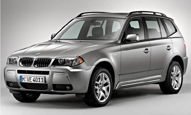 2006 bmw x3 user reviews cargurus. Black Bedroom Furniture Sets. Home Design Ideas