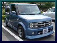 2005 Nissan Cube Overview