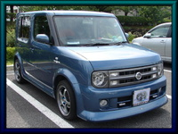Nissan Cube Overview