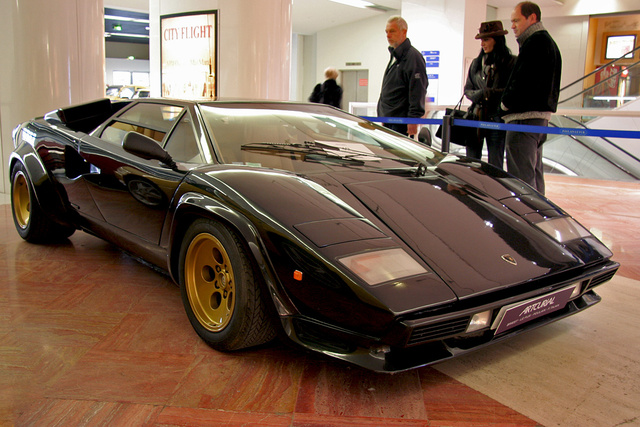 Picture of 1986 Lamborghini Countach, exterior, gallery_worthy