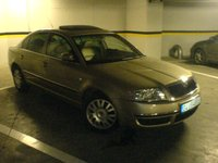 Picture of 2005 Skoda Superb, exterior