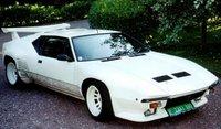 1978 De Tomaso Pantera Overview
