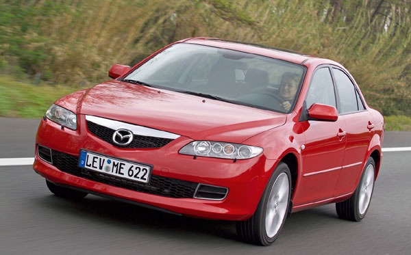 2007 mazda mazda6 overview cargurus. Black Bedroom Furniture Sets. Home Design Ideas
