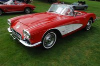 Picture of 1958 Chevrolet Corvette Convertible RWD, exterior, gallery_worthy