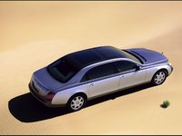 Picture of 2006 Maybach 62, exterior