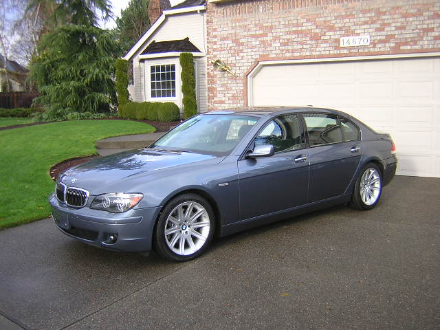 BMW 7 Series 2008 750LI