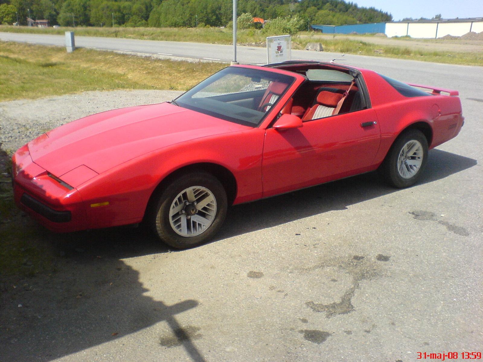 1985 Pontiac Firebird Pictures Cargurus