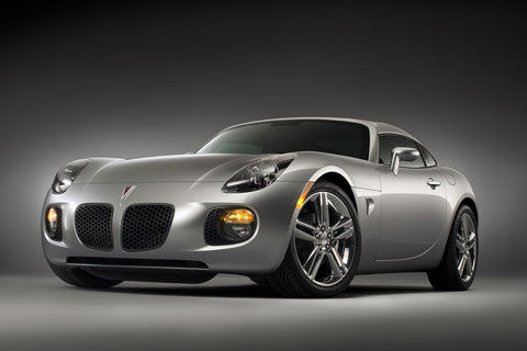 Picture of 2009 Pontiac Solstice