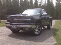 Picture of 2003 Chevrolet Silverado 1500 LS Short Bed 4WD, exterior