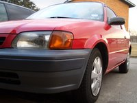 Picture of 1997 Toyota Tercel 2 Dr CE Coupe, exterior