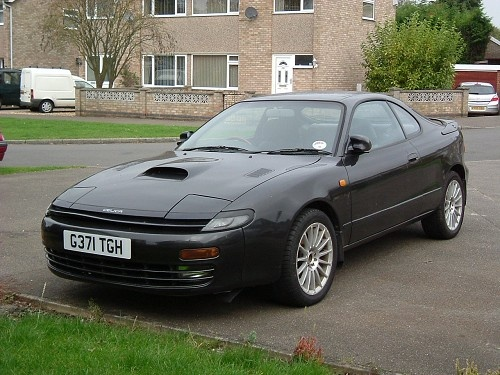 Picture of 1991 Toyota Celica All-Trac Turbo AWD Hatchback, exterior, gallery_worthy