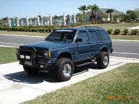 1994 Oldsmobile Bravada Overview