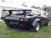 1986 Lamborghini Countach Picture Gallery