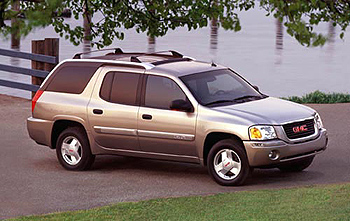 Picture of 2005 GMC Envoy XUV 4 Dr SLT 4WD SUV
