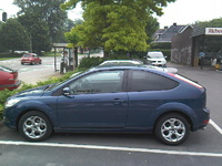 Picture of 2008 Ford Focus S Coupe, exterior