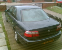 Picture of 1999 Vauxhall Omega, exterior, gallery_worthy