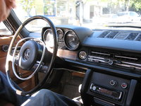 Picture of 1971 Mercedes-Benz 220, interior
