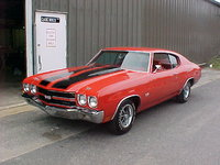 1970 Chevrolet Chevelle Picture Gallery