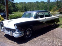 1956 Ford Fairlane picture, exterior