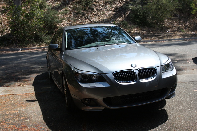 2008 BMW 5 Series 550i Sedan RWD, roders's 2008 BMW 550i, exterior, gallery_worthy