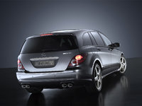 Picture of 2007 Mercedes-Benz R-Class R63 AMG, exterior, manufacturer