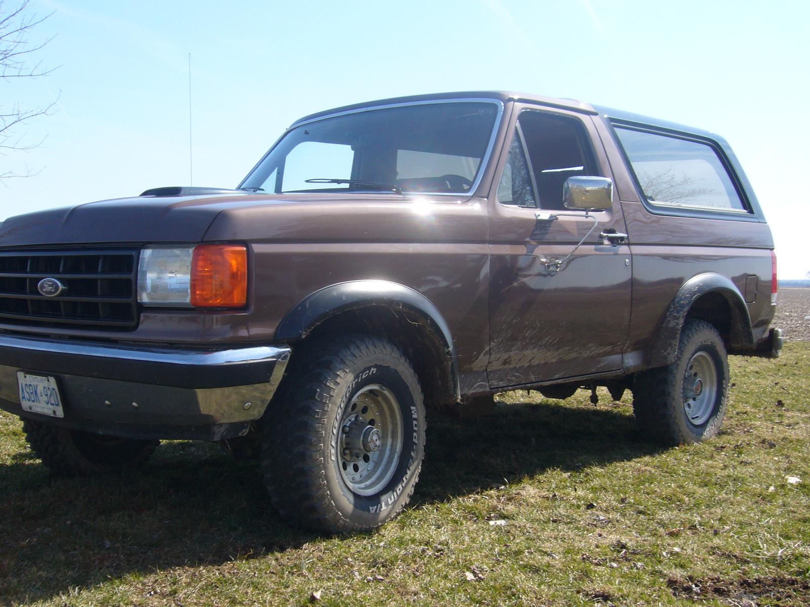 1988 ford bronco pictures cargurus