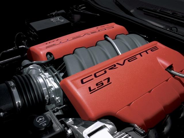 Picture of 2009 Chevrolet Corvette, engine