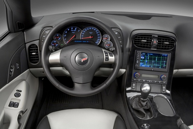Picture of 2009 Chevrolet Corvette, interior, gallery_worthy