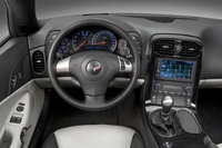 Picture of 2009 Chevrolet Corvette, interior