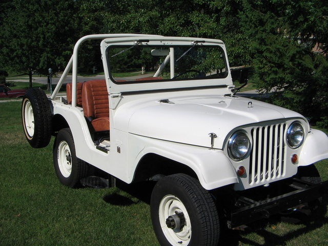 Picture of 1967 Jeep CJ5, exterior, gallery_worthy