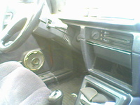 1994 Skoda Favorit picture, interior