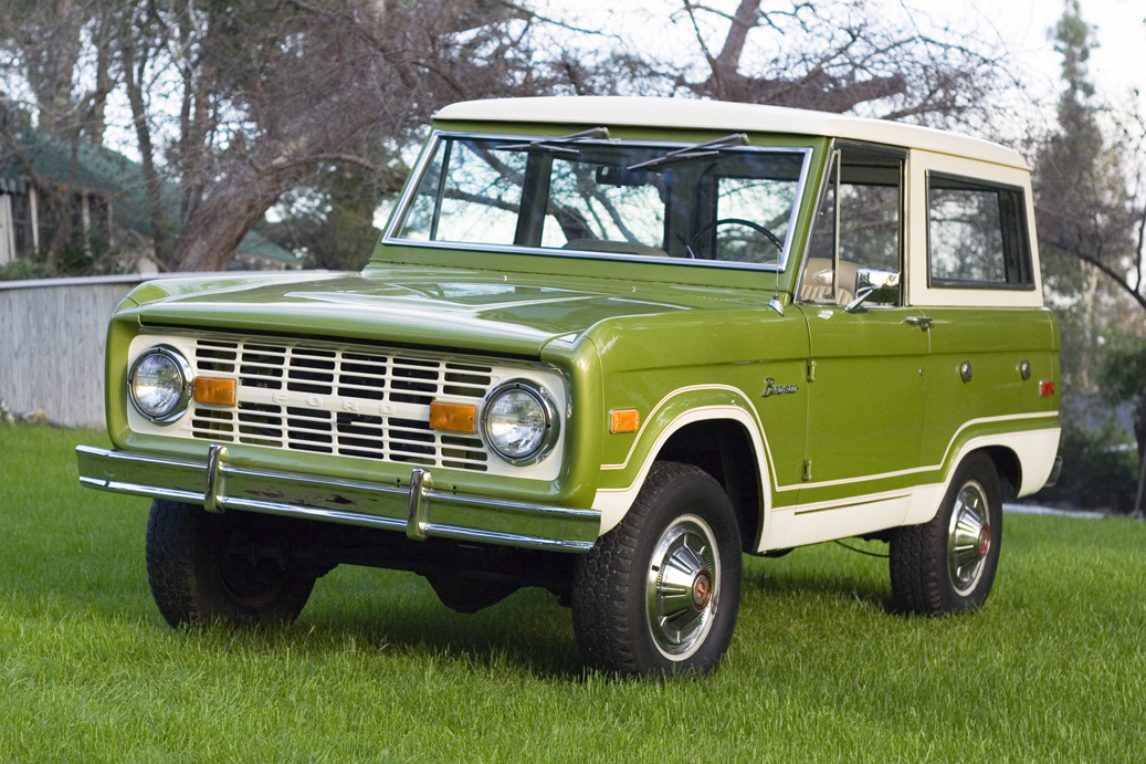 1974 Ford Bronco picture, exterior