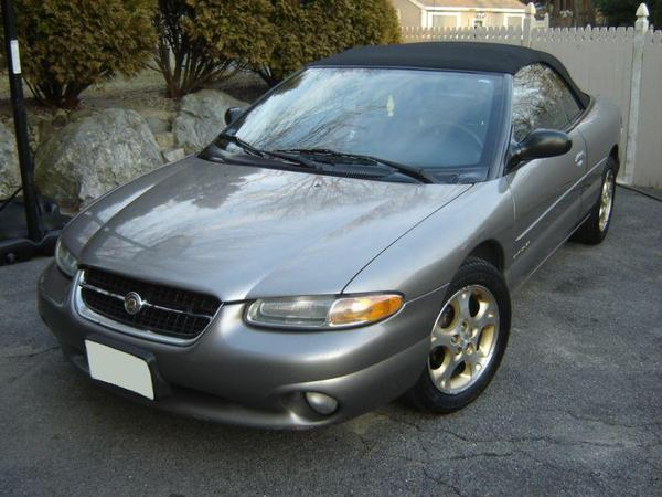 1998 Chrysler Sebring 2 Dr JXi Convertible picture