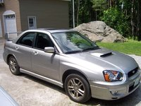 Picture of 2005 Subaru Impreza WRX Base, exterior, gallery_worthy