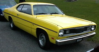 1970 Plymouth Duster picture, exterior