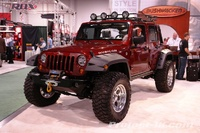 Picture of 2008 Jeep Wrangler Unlimited Rubicon 4WD, exterior