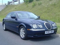 2000 Jaguar S-Type 3.0 picture, exterior