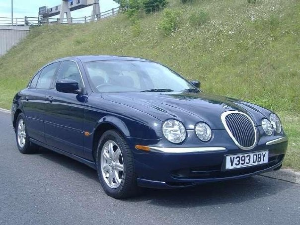 2000 Jaguar S-Type 3.0 picture