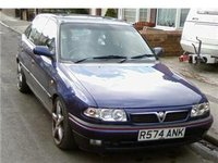 Picture of 1998 Vauxhall Astra, exterior