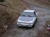 1984 Mitsubishi Starion Overview