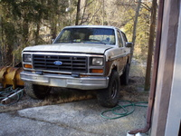 1985 Ford Bronco picture, exterior