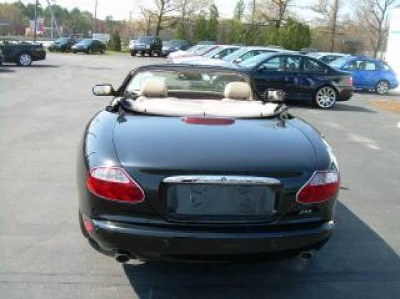 Picture of 2002 Jaguar XK-Series XK8