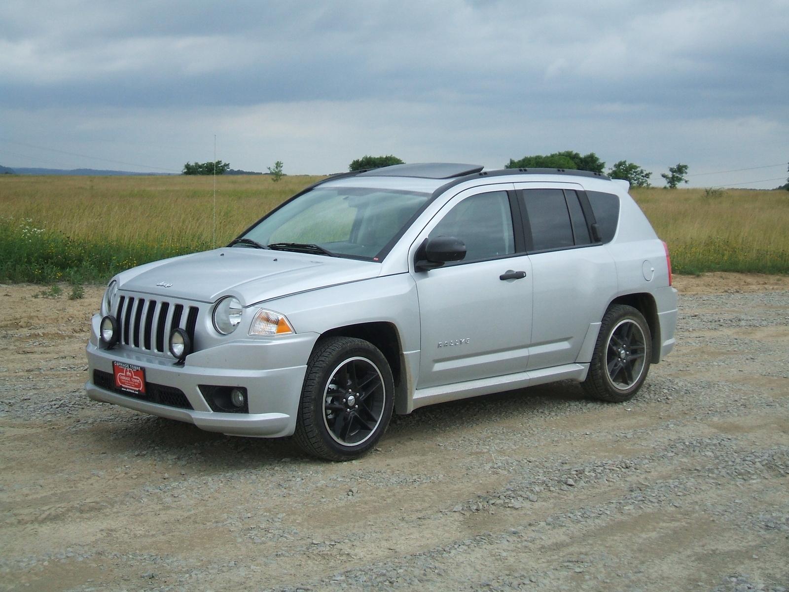 jeep green metallic 2008 jeep compass sport 4x4 exterior photo images. Black Bedroom Furniture Sets. Home Design Ideas