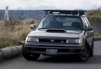 Picture of 1990 Subaru Legacy 4 Dr LS AWD Wagon, exterior