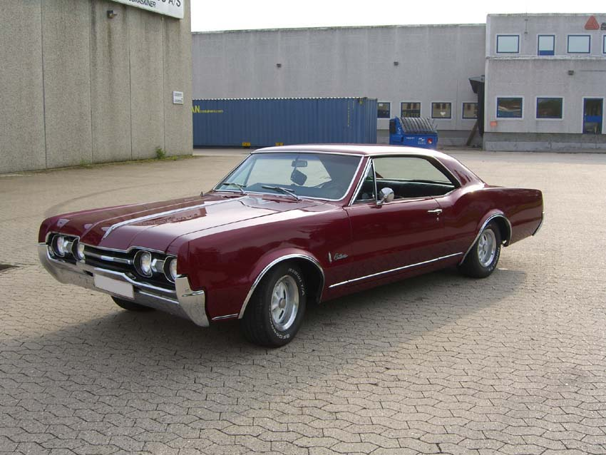 1967 Oldsmobile Cutlass Supreme - Pictures - 1967 Oldsmobile Cutlass ...