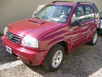 2005 Suzuki Grand Vitara Overview