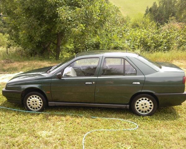 Picture of 1995 Alfa Romeo 155, exterior, gallery_worthy
