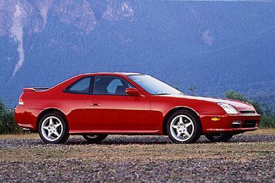 Picture of 1998 Honda Prelude