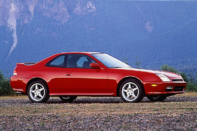 Picture of 1998 Honda Prelude